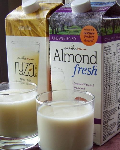 Earth's Own Vegan Milk Alternatives - Dairy-Free and Gluten-Free