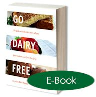 Buy Now! - Go Dairy Free E-Book