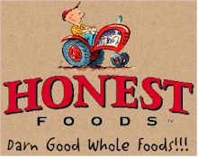 Honest Foods Granola Planks