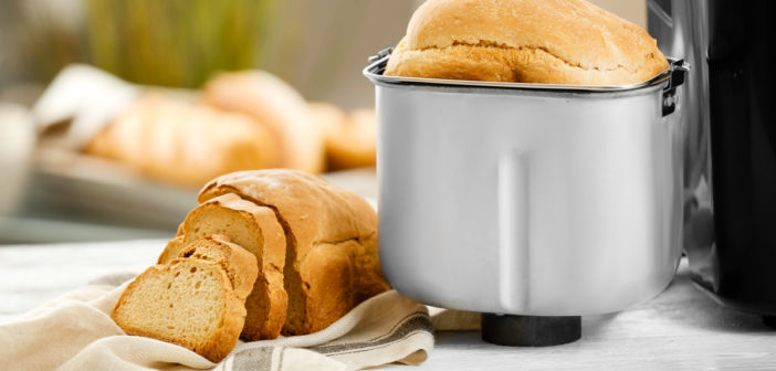 Basic White Bread For Bread Machines