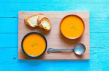 Golden Butternut Squash Soup - super nutritious, delicious, creamy and dairy-free