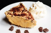 Vegan Peanut Butter Chocolate Pie Recipe (dairy-free, egg-free with options for soy-free, gluten-free, and even peanut-free!)