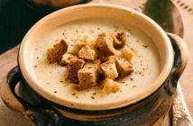Garlic Cream Soup Recipe - Dairy-Free and Vegan!