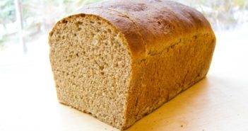 Whole-Grain Spelt Bread Recipe for Bread Machines (with By Hand Option) - Dairy-Free, Egg-Free, Nut-Free, Vegan - no milk powder needed!