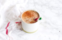 Dairy-free Swiss Mint Mocha Recipe (easy, vegan and delicious)