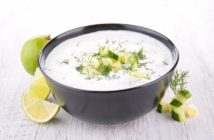 Classic Dairy-Free Tzatziki with Dill - Dip, Sauce, Condiment, Vegan and Plant-Based