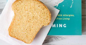 Classic Dairy-Free Wheat Bread Recipe - whole wheat and white-wheat options. Vegan too.