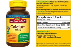 Best Brands: How to Choose the Best Dairy-Free Calcium Supplements