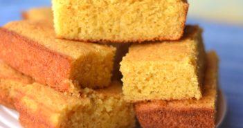 Sweet Dairy-Free Cornbread Recipe