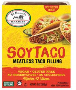 El Burrito - vegetarian, kosher, non-GMO alternative to your favorite Mexican foods!