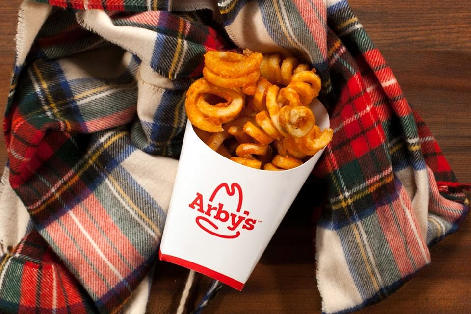 Arby's - Dairy-Free Menu Items and Allergen Notes