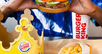 Burger King - Dairy-Free Menu Items and Allergen Notes