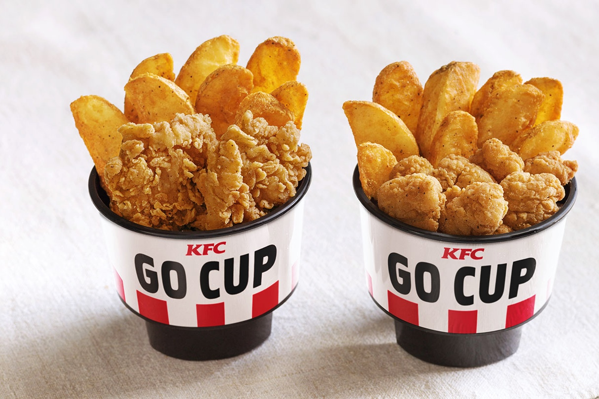 KFC (Kentucky Fried Chicken): Dairy-Free Menu Items and ... - photo#27