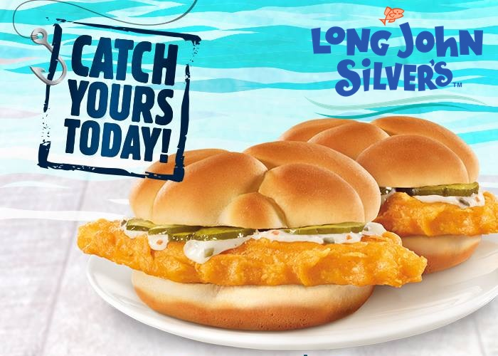 Long John Silvers  - Dairy-Free Menu Items and Allergen Notes