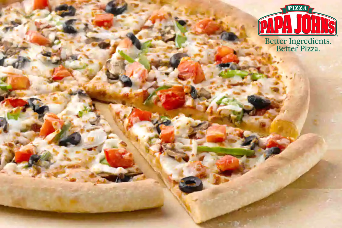 Papa John's - Dairy-Free Menu Items and Allergen Notes