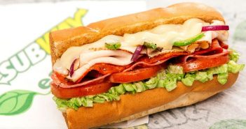 Subway - Dairy-Free Menu Items and Allergen Notes