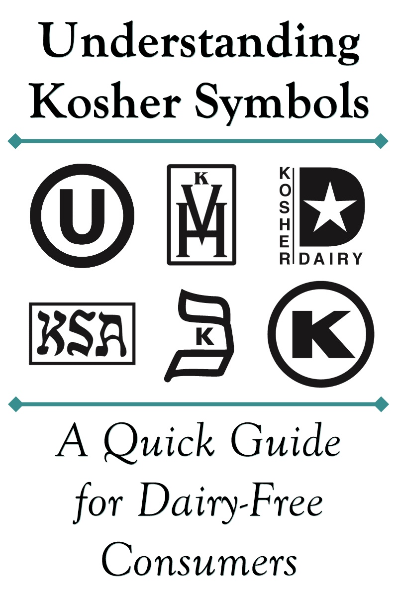 Understanding Kosher Symbols and Certifications: A Quick Guide for Dairy-Free and Vegan Consumers (pictured: OU Kosher symbol)