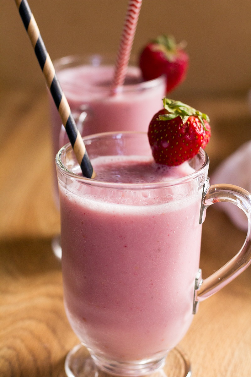 Groovin' Tuesday Mixed Fruit Smoothie Recipe (dairy-free, vegan)