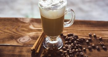 Spanish Latte Recipe - A dairy-free riff on Cafe con Leche with a Mexican Mocha twist!