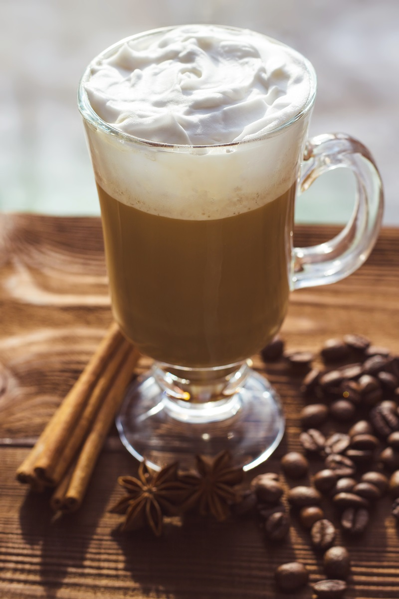 Homemade Spanish Latte Dairy Free Coffeeshop Recipe