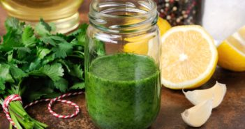 Amazing Cilantro Sauce Recipe with a Hint of Spice and a Secret Technique that Everyone (even cilantro haters!) will Love