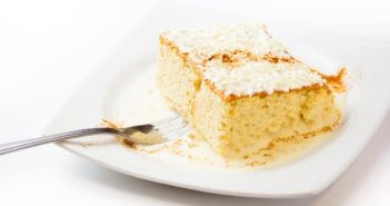 "Dairy-Free Tres Leches Cake Recipe - aka Three ""Milks"" Cake"
