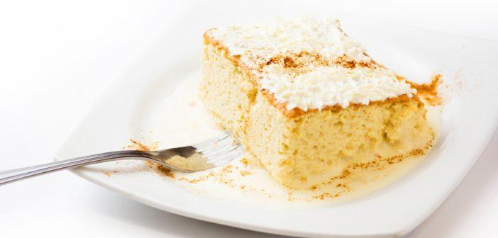 "Dairy-Free Tres Leches Cake (aka Three ""Milks"" Cake)"