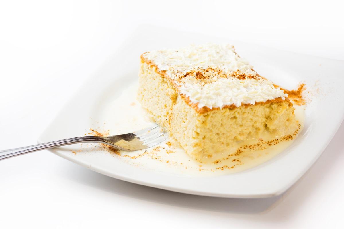 "Dairy-Free Tres Leches Cake Recipe - aka Three ""Milks"" Cake"