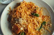 Easy Pad Thai Recipe - an Americanized version that's a house favorite.