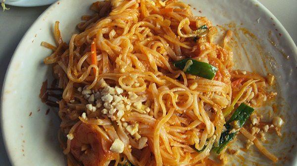 Easy Pad Thai Recipe Gluten Free Dairy Free Soy Free