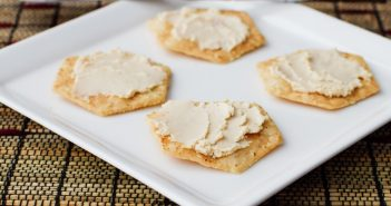 Vegan Simply Sunflower Seed Cheese Recipe - healthy, dairy-free, nut-free and paleo-friendly