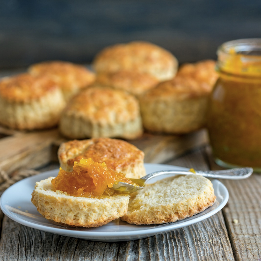 Vegan Orange Tea Biscuits Recipe Easy Amp Bite Sized