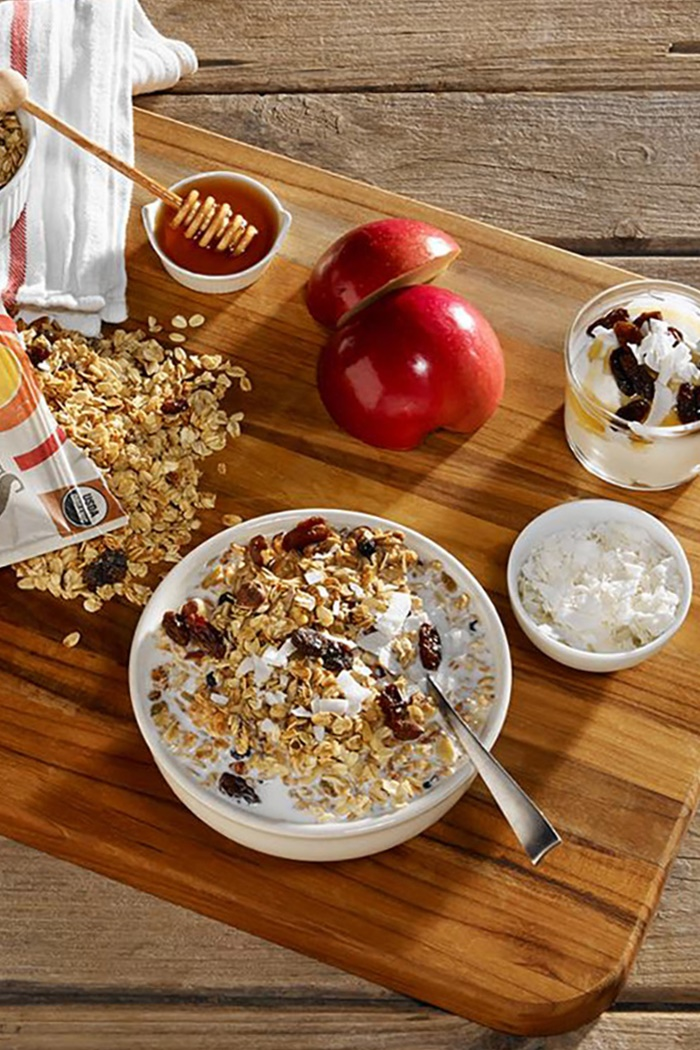 GrandyOats Granola: A Big Handmade, Organic Selection (all dairy-free)