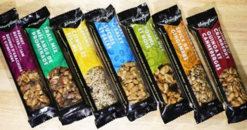 HoneyBars (Review) - dairy-free, gluten-free, soy-free & wholesome
