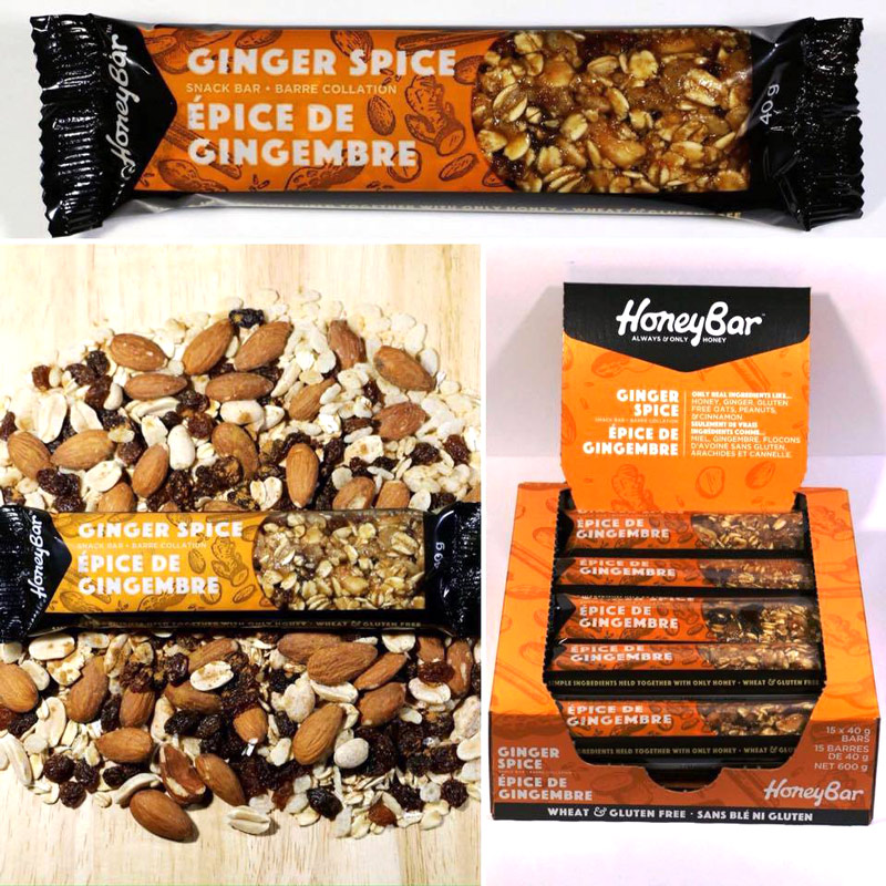 Honeybar - made from simple all natural ingredients