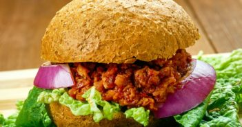 Healthy Turkey Sloppy Joes Recipe with Homemade Wheat or Gluten-Free Buns (naturally dairy-free and top food allergy-friendly dinner)