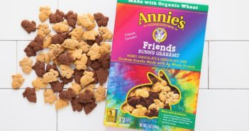 Annie's Organic Bunny Grahams Review - details on ingredients, allergens, nutrition and more!