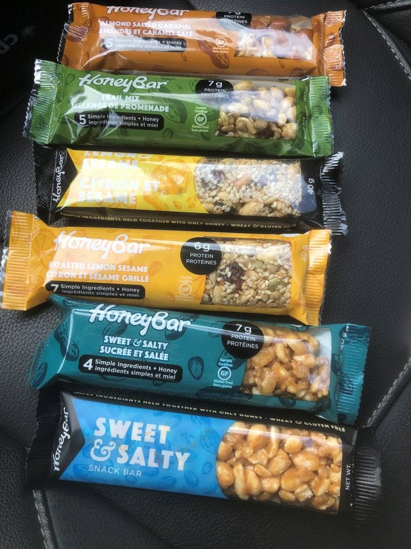 Honeybars Reviews and Info - dairy-free and paleo-friendly