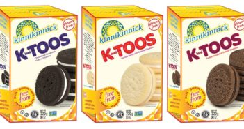 K-Toos Sandwich Creme Cookies Reviews and Information - Dairy-Fee, Gluten-Fee, Nut-Free, and Soy-Free. Pictured: All