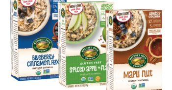 Nature's Path Instant Oatmeal Reviews and Info - all dairy-free, certified organic, and natural. Includes certified gluten-free varieties.