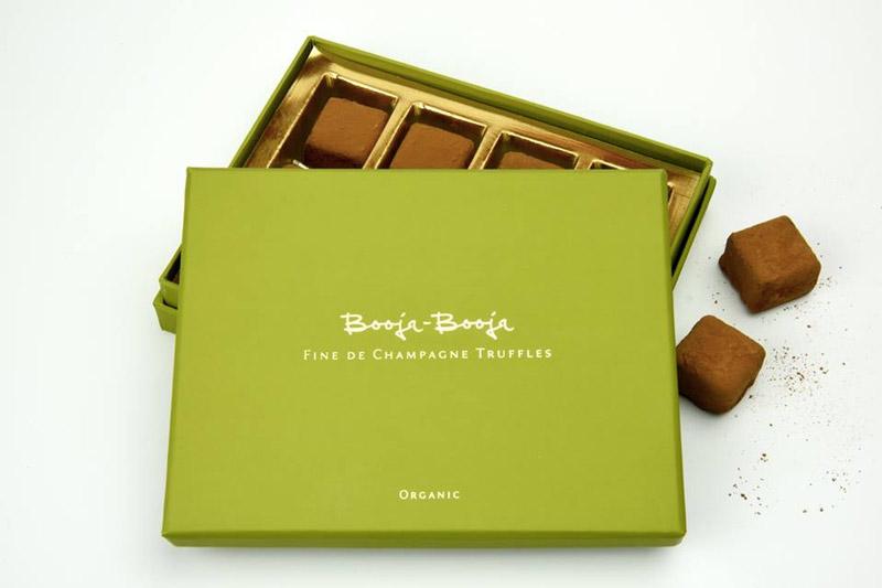 Booja Booja Truffles - rich, indulgent truffles that are dairy-free and vegan.