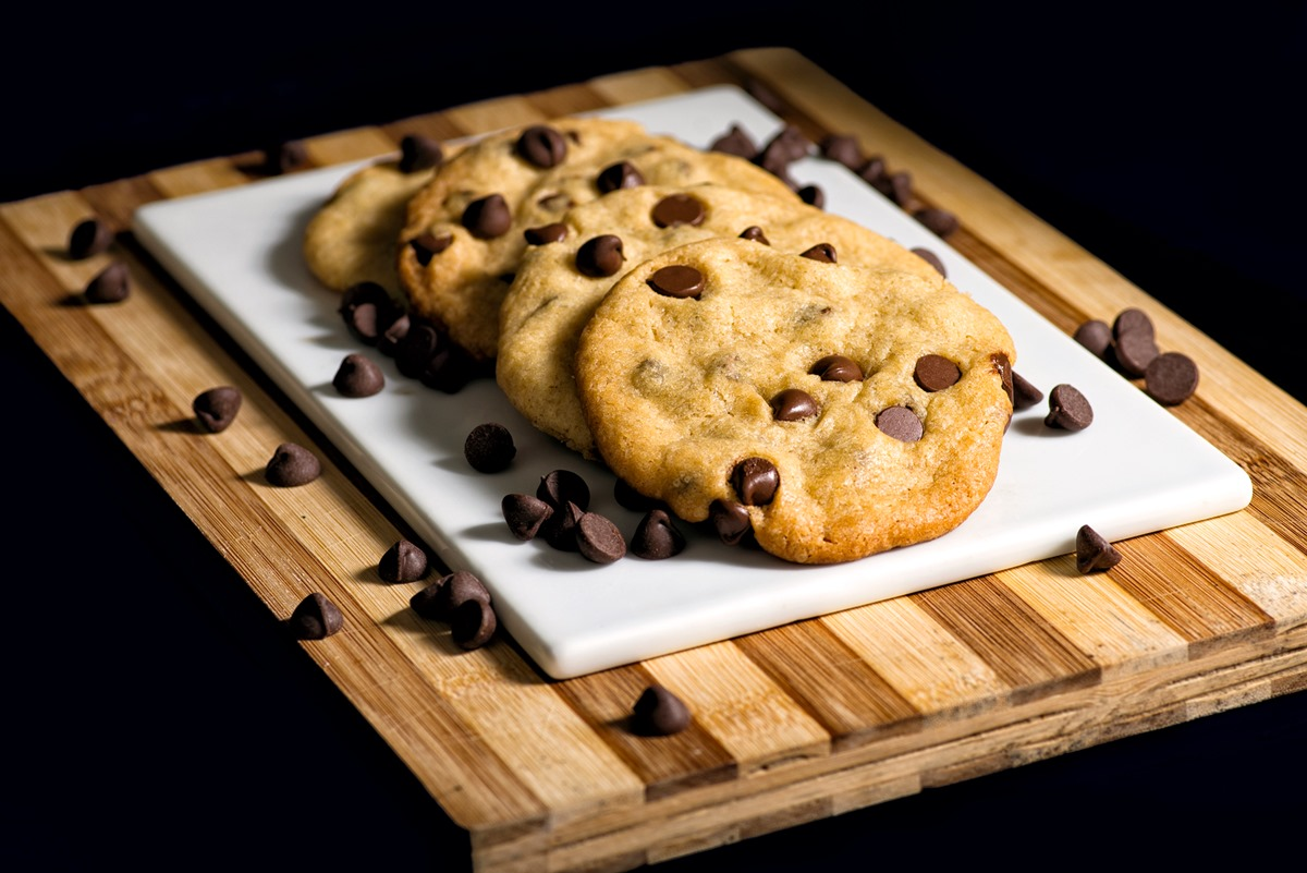 Dairy free choc chip cookie recipe