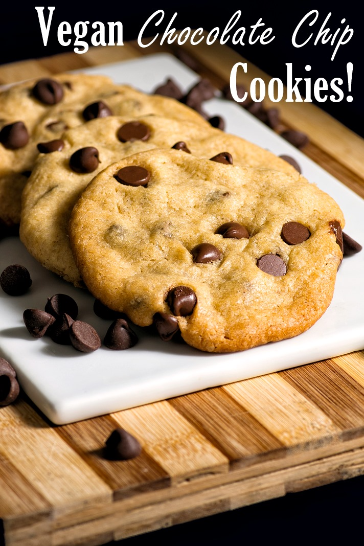 Imperfect Mommy Original Vegan Chocolate Chip Cookies Recipe (dairy-free, egg-free and nut-free!)