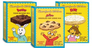Cherrybrook Kitchen Baking Mixes (Review): dairy-free, egg-free, nut-free and sold in several, cake, cookie, brownie and pancake varieties