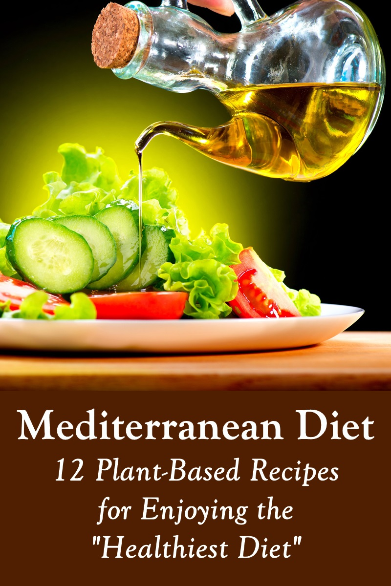 Did you know the Mediterranean Diet may be more beneficial than the low fat diet? So enjoy your olive oil and nuts with these plant-based, dairy-free recipes