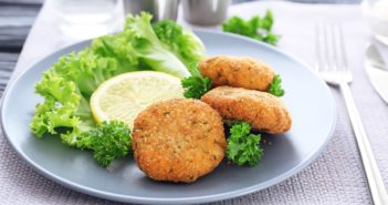 Any Day Dairy-Free Salmon Cakes Recipe with Gluten-Free and Egg-Free Options - healthy and easy!