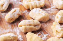 Homemade Potato Gnocchi Recipe - Dairy-Free, Egg-Free, and Vegan ... optionally made Whole Wheat