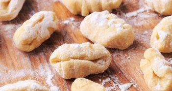 Homemade Potato Gnocchi Recipe - Dairy-Free, Egg-Free, and Vegan ... optionally made Whole Wheat