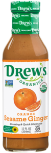 Drew's Organic Dressings Reviews and Info - Dairy-Free Varieties. All gluten-free, with paleo, keto, low sugar, and vegan options. Includes creamy garlic and peppercorn, rich Greek olive, and more.