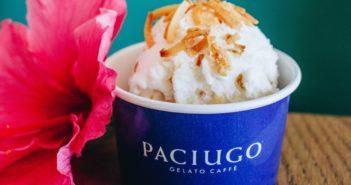 Paciugo Gelato Caffè Dairy-Free and Vegan Menu Guide - creamy gelato, sorbet, smoothies, coffee, and more